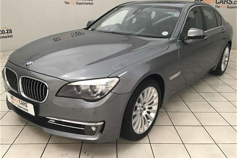 BMW 7 Series 740i Innovations 2013