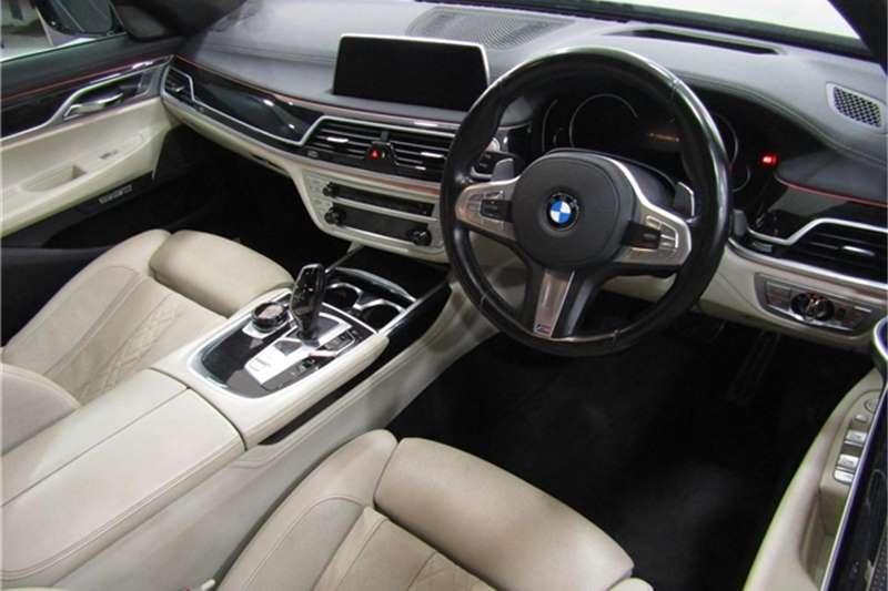 BMW 7 Series 740i M Sport 2018