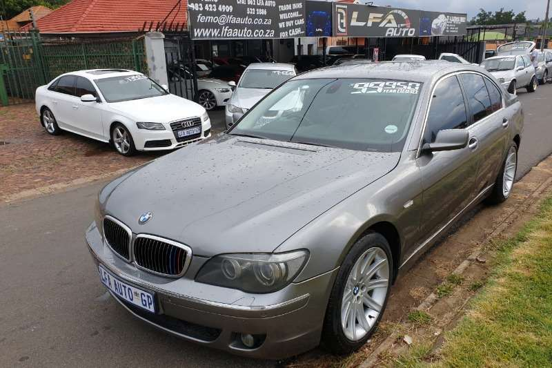 Bmw 7 Series 750i For Sale In Gauteng Auto Mart