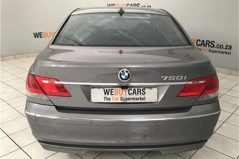BMW 7 Series 750i 2009