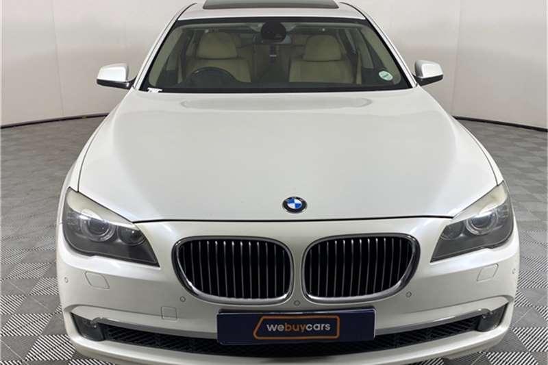 Used 2009 BMW 7 Series 750i