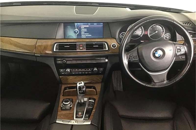 BMW 7 Series 750i 2011