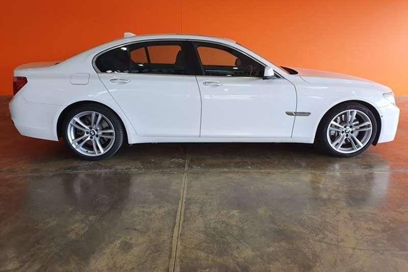 BMW 7 Series 750i 2012