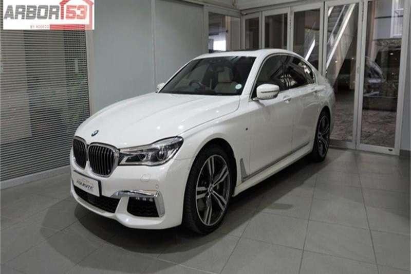 BMW 7 Series 750i 2016