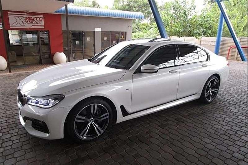 BMW 7 Series 750i 2017