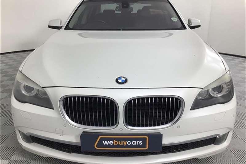 BMW 7 Series 750i Individual 2011