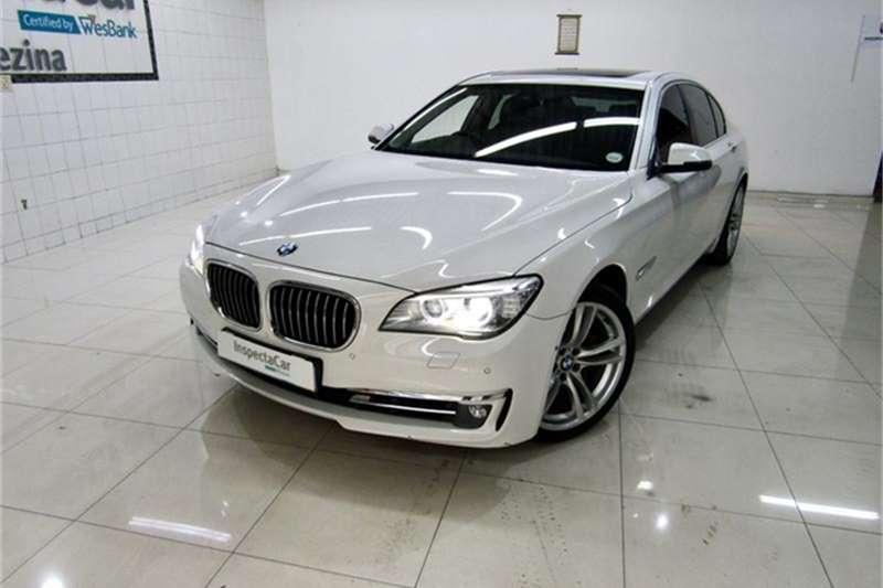 BMW 7 Series 750i M Sport 2014