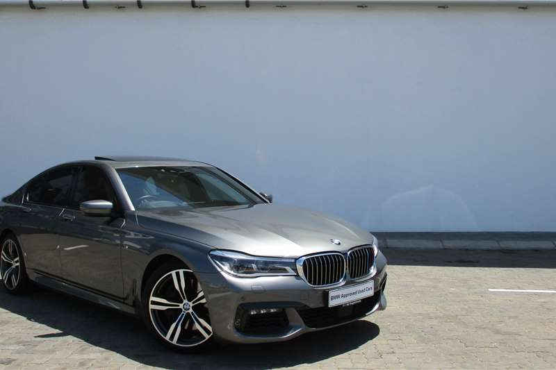 BMW 7 Series 750i M Sport 2016