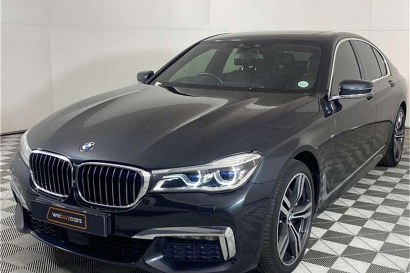 Used 2015 BMW 7 Series ActiveHybrid 7 M Sport