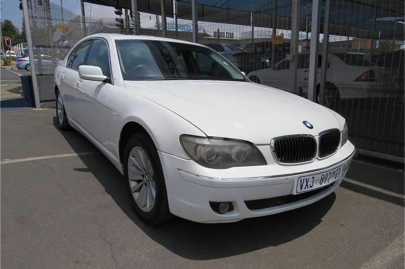 BMW 7 Series (E65) 2007