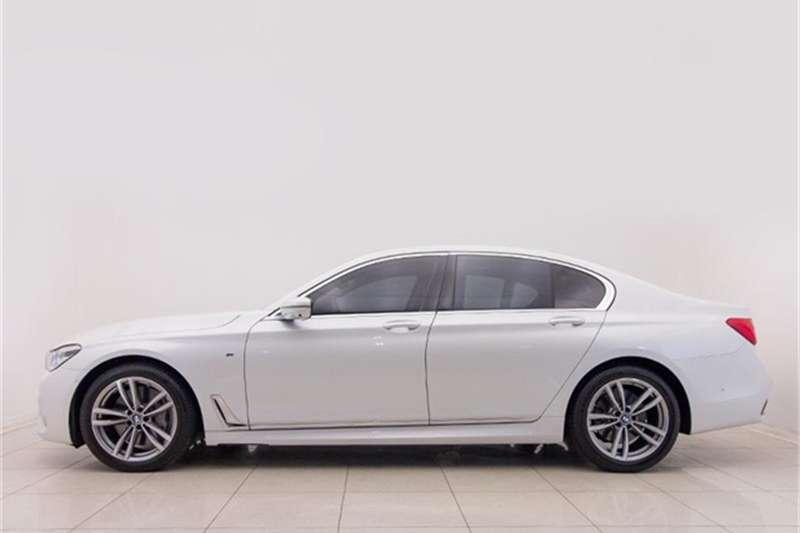 2016 BMW 7 Series 750i M Sport
