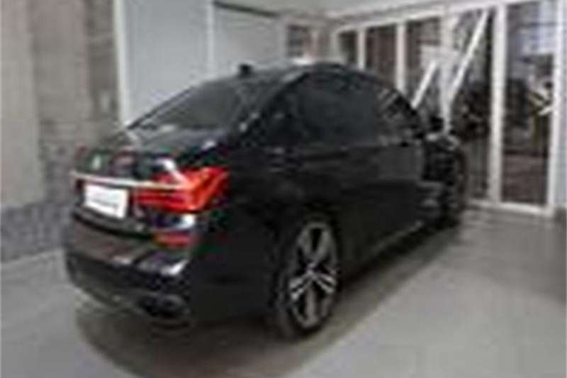 2017 BMW 7 Series 750Li M Sport