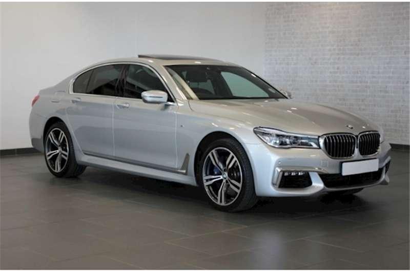 BMW 7 Series 740i M Sport