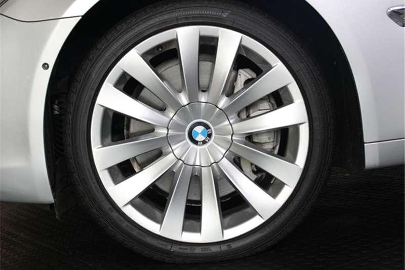 2009 BMW 7 Series 750Li Innovations