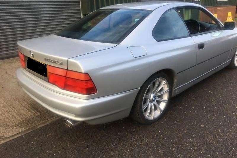 Used 0 BMW 8 Series