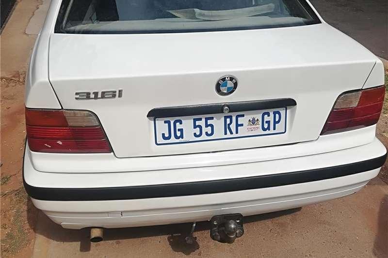 BMW I3 eDrive 1995