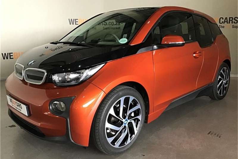 BMW i3 eDrive 2015