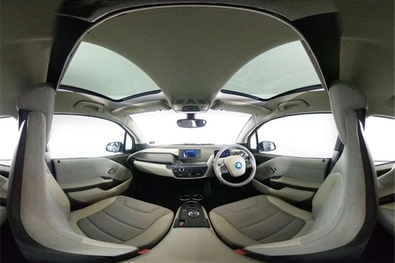 Used 2015 BMW I3 eDrive