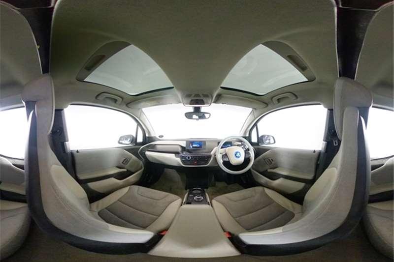 2016 BMW i3 i3 eDrive REx