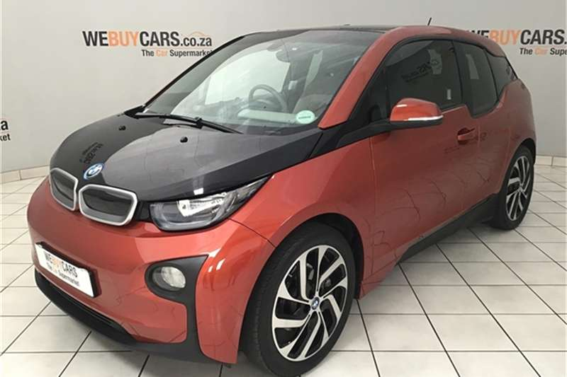 2015 BMW i3 eDrive
