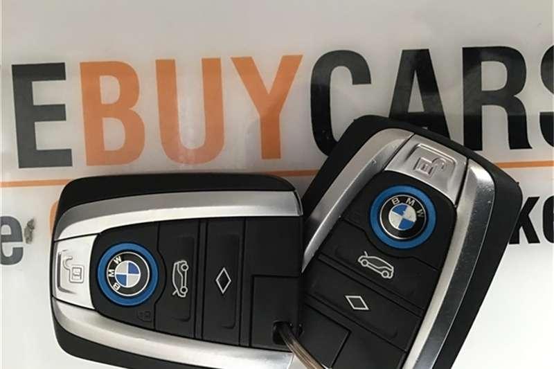 2015 BMW i3 eDrive