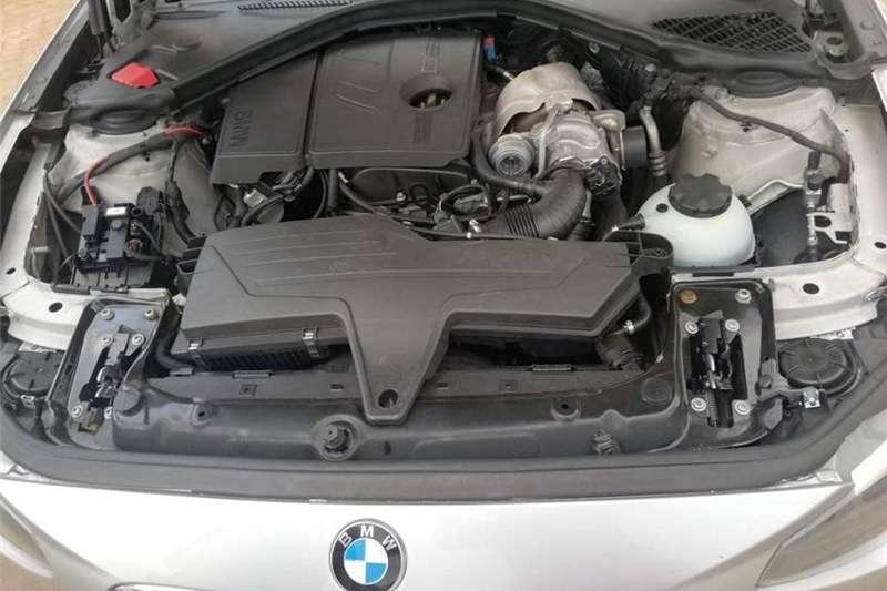 BMW I8 Coupe i8 2014
