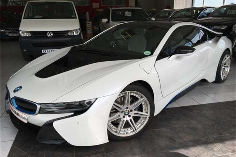 BMW I8 Coupe i8 2015