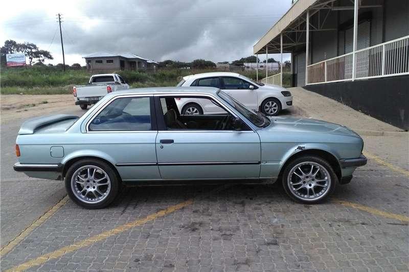1986 BMW i8