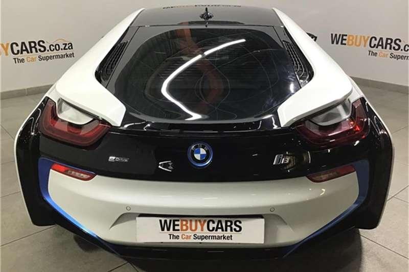 BMW I8 eDrive coupe 2015