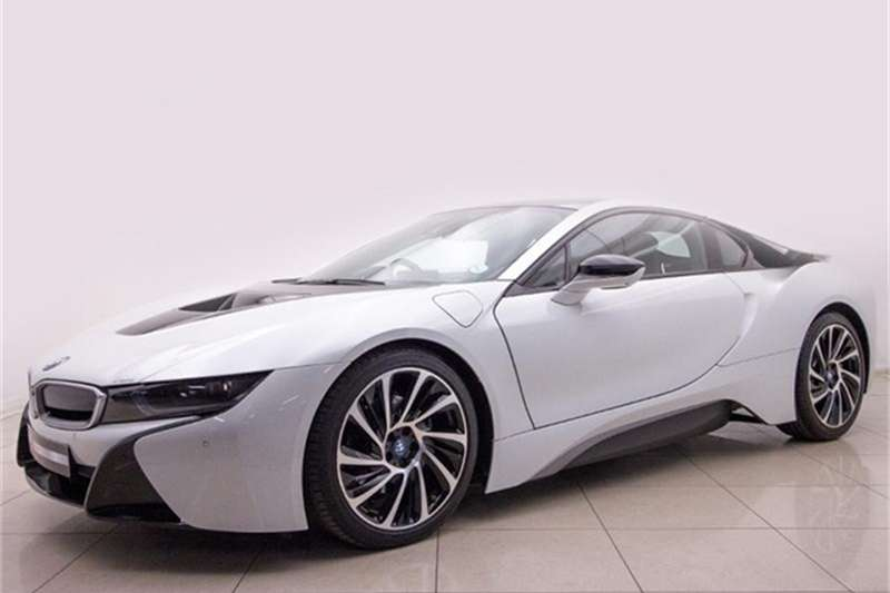 BMW I8 eDrive coupe 2017