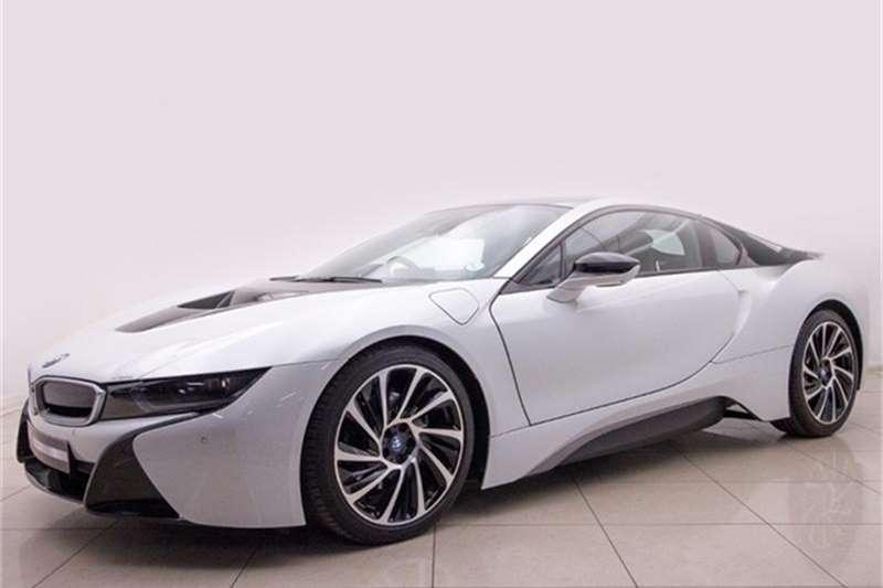 BMW I8 eDrive coupe 2017