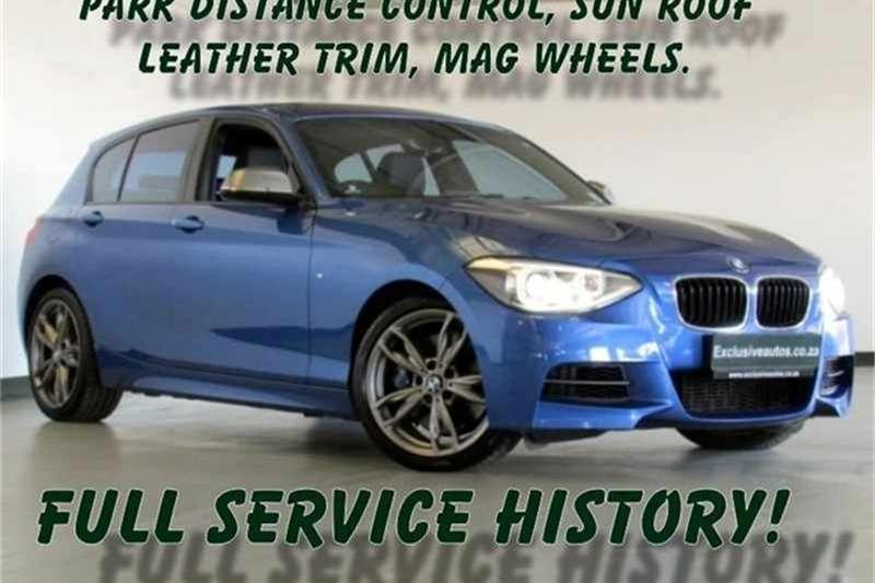 BMW M135i 5DR A/T(F20) 2014