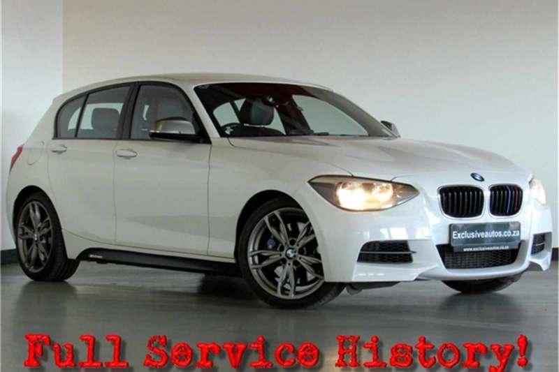 BMW M135i 5DR (F20) 2013