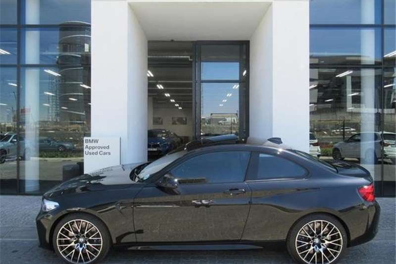 BMW M2 Competition Auto 2019