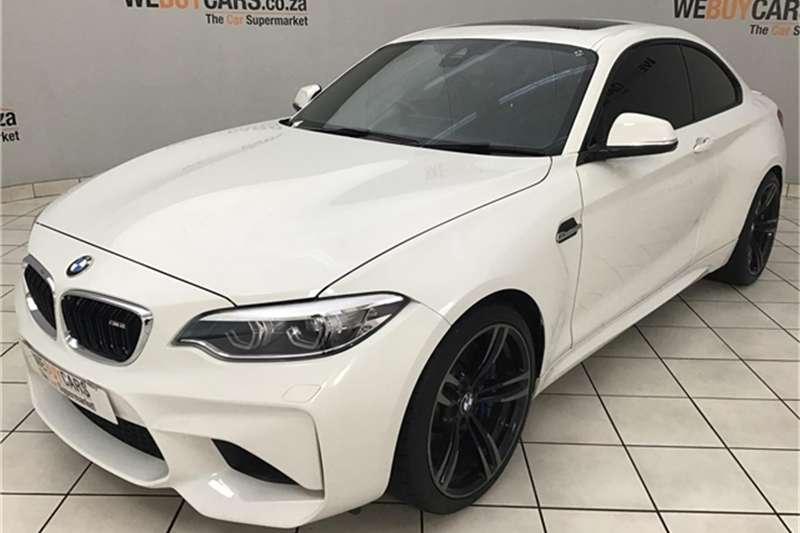 BMW M2 coupe 2017