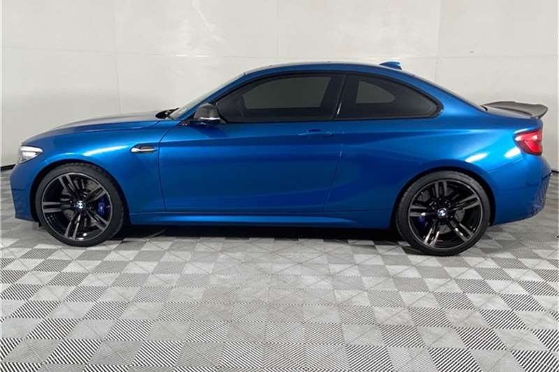 Used 2018 BMW M2 coupe