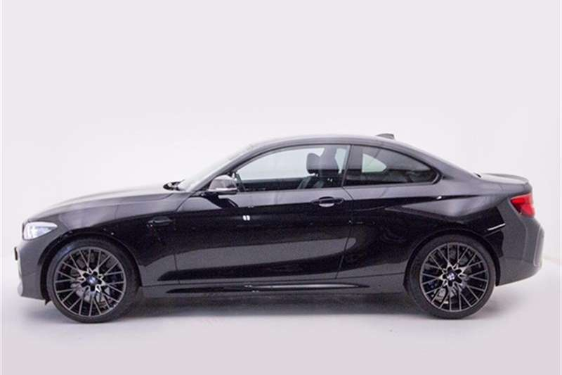 BMW M2 coupe 2019