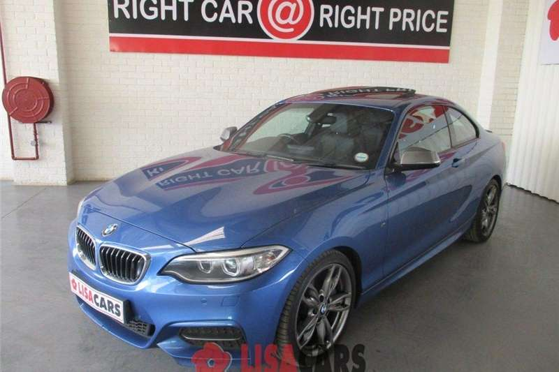 BMW M2 coupe auto 2014