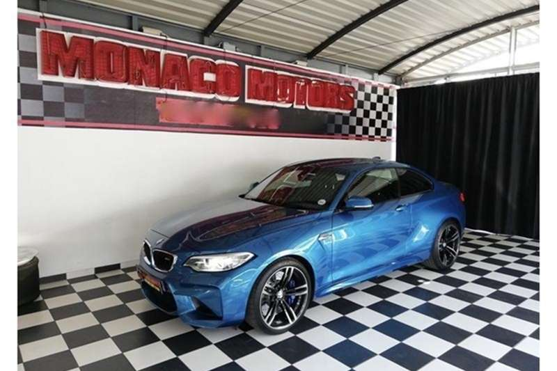 BMW M2 Coupe Auto 2016