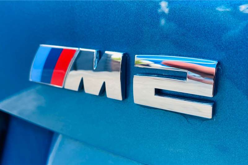 Used 2016 BMW M2 coupe auto