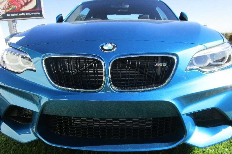 BMW M2 coupe auto 2017