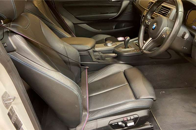 Used 2018 BMW M2 coupe auto