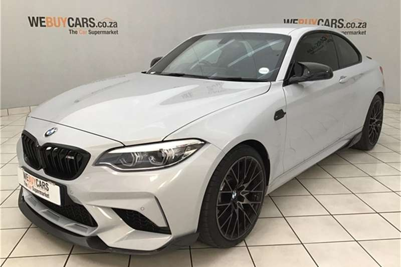 2019 BMW M2 coupe M2  COUPE COMPETITION (F87)
