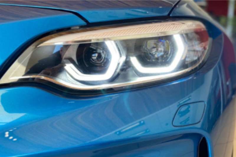 Used 2018 BMW M2 Coupe M2 COUPE M DCT (F87)