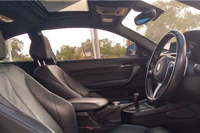 BMW M2 Coupe M2  COUPE M DCT COMPETITION (F87) 2017