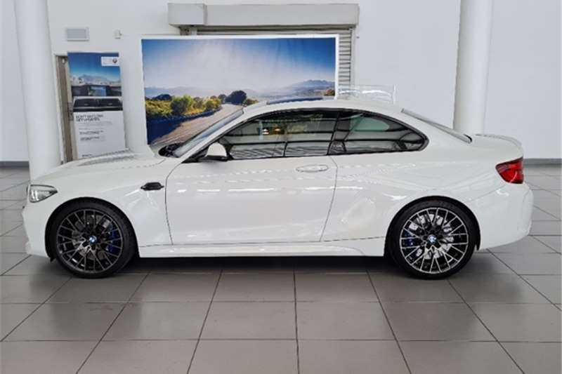 BMW M2 Coupe M2  COUPE M DCT COMPETITION (F87) 2019