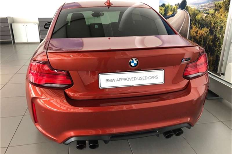 Used 2019 BMW M2 Coupe M2  COUPE M DCT COMPETITION (F87)