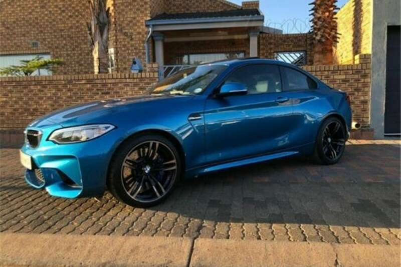 BMW M2 Coupe M2COUPE COMPETITION (F87) 2017