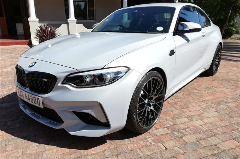 BMW M2 Coupe M2COUPE M DCT COMPETITION (F87) 2019