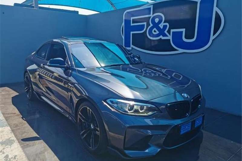 2017 BMW M2 coupe auto